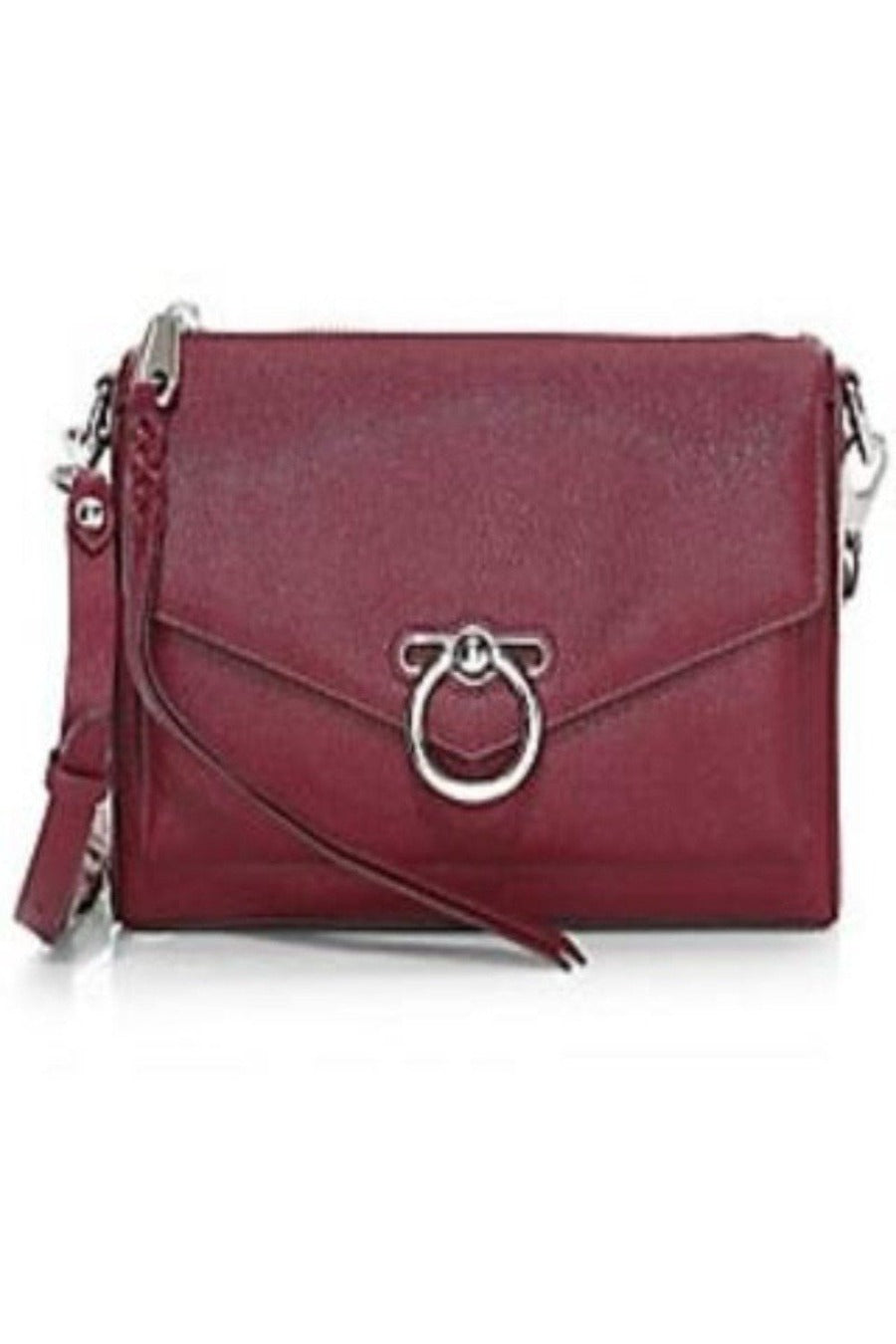 REBECCA MINKOFF - JEAN MAC CROSSBODY IN PINOT NOIR