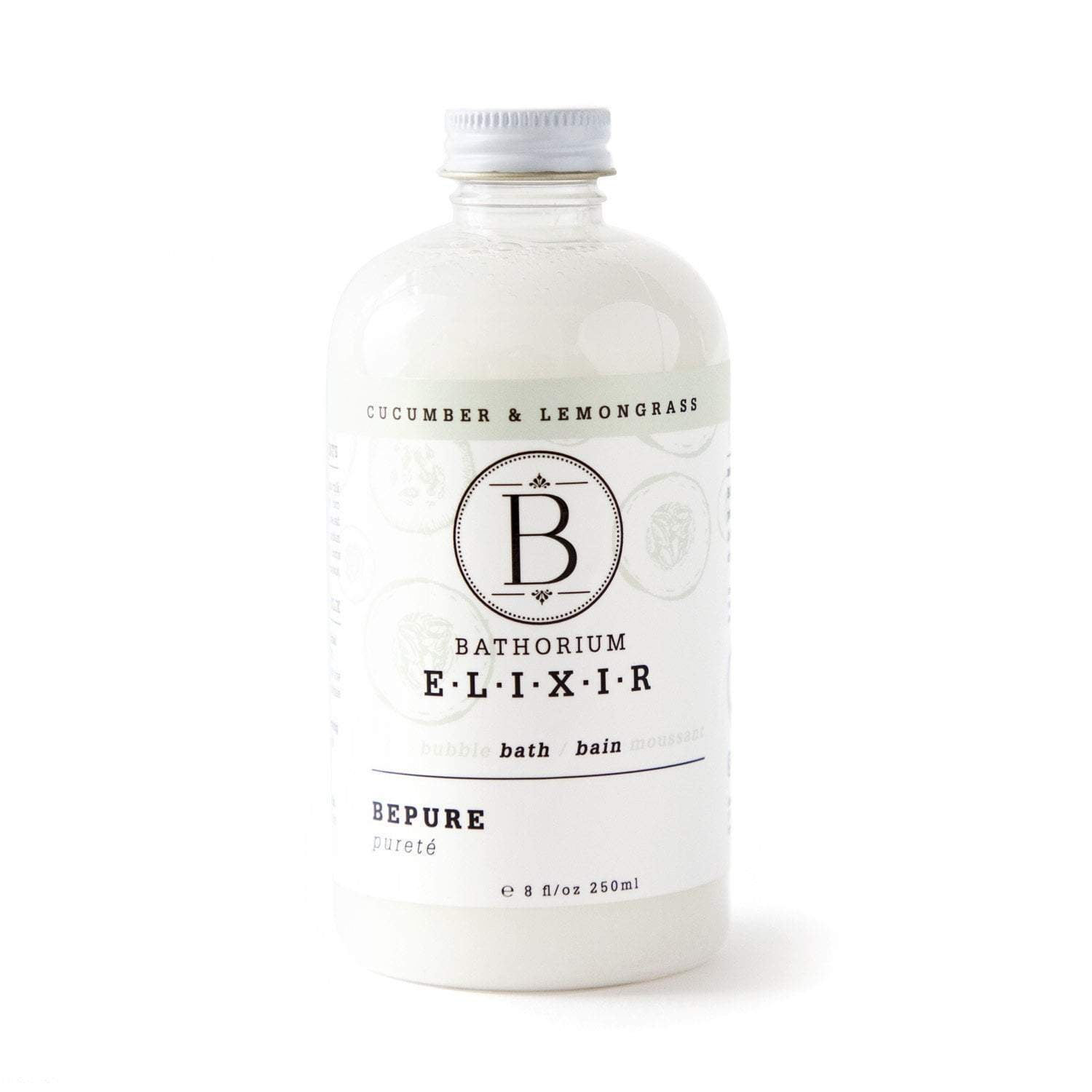 BATHORIUM - BEPURE BUBBLE ELIXIR 250ML