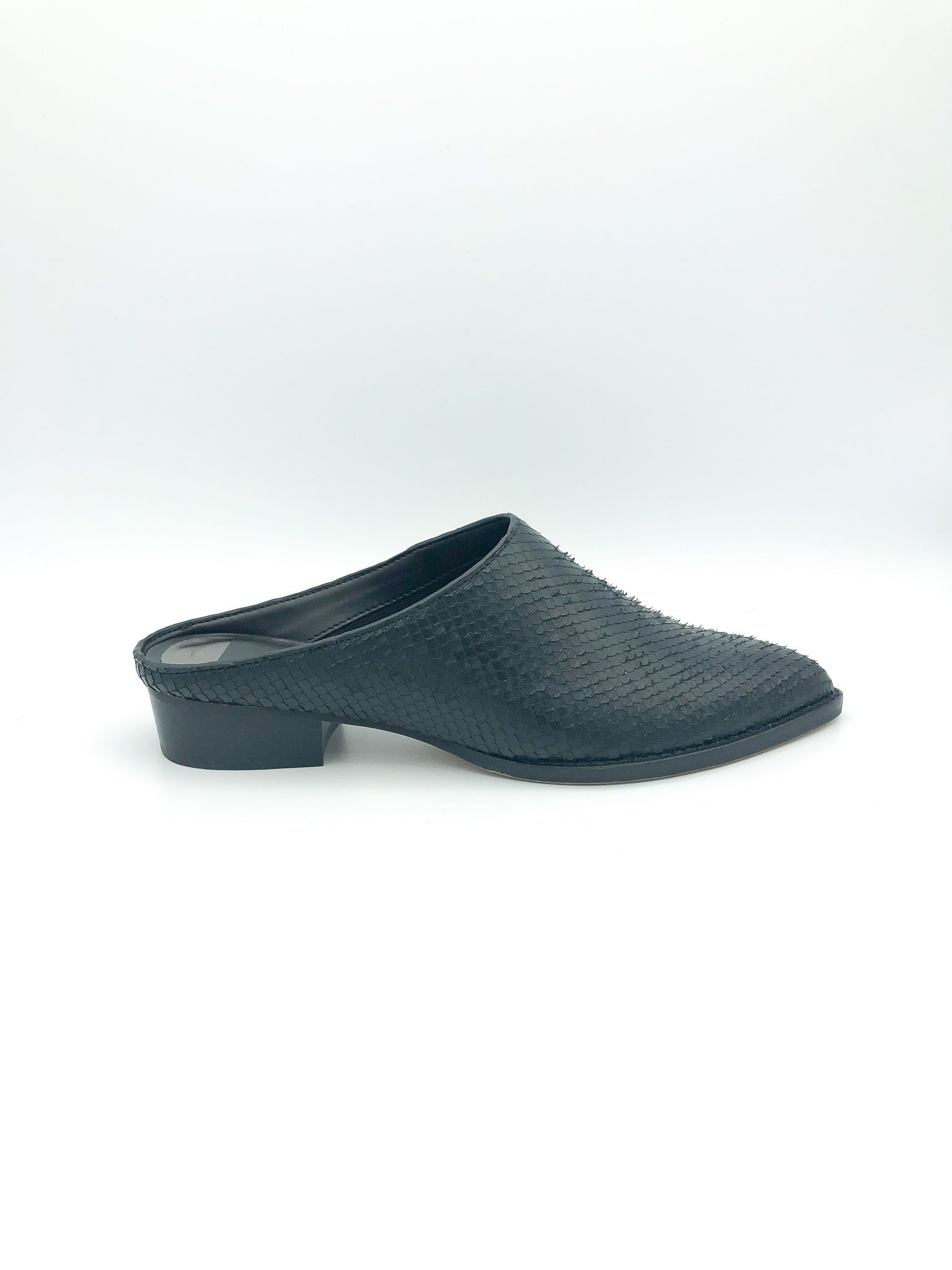 DOLCE VITA - AVEN FLAT IN BLACK