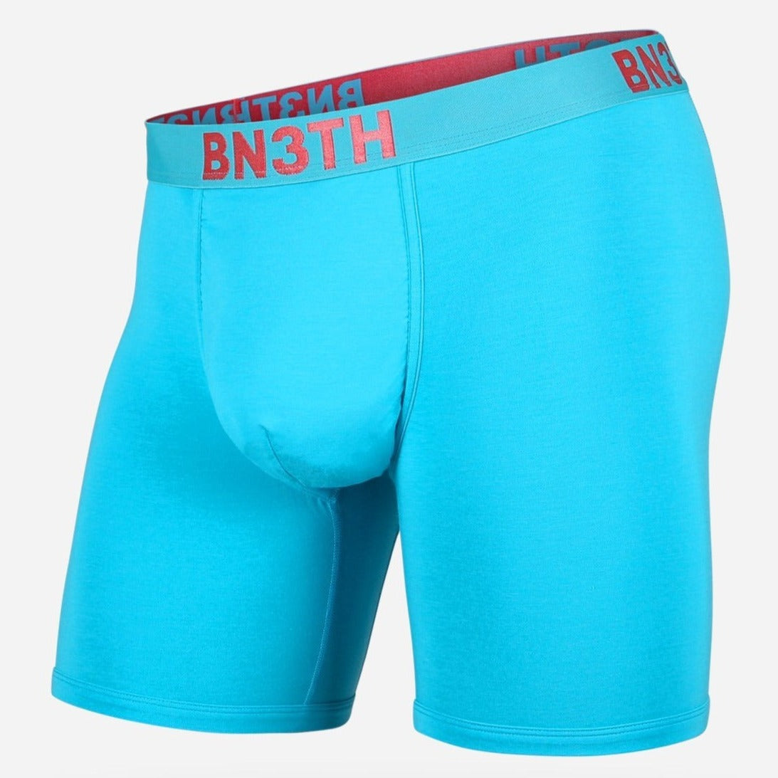 BN3TH - CLASSIC BOXER BRIEF SOLID SPRAY/CORAL