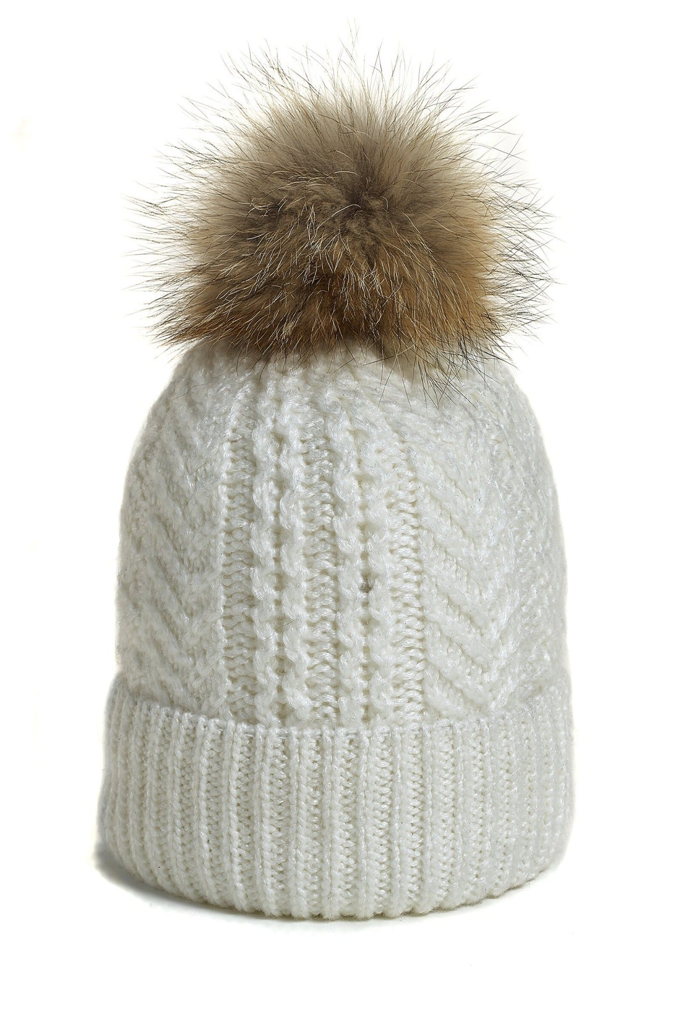 BRUME - MOUNT VALIN HAT IN WHITE