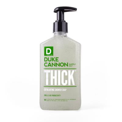 DUKE CANNON - THICK EXFOLIATING SHOWER SOAP IN PRODUCTIVITY