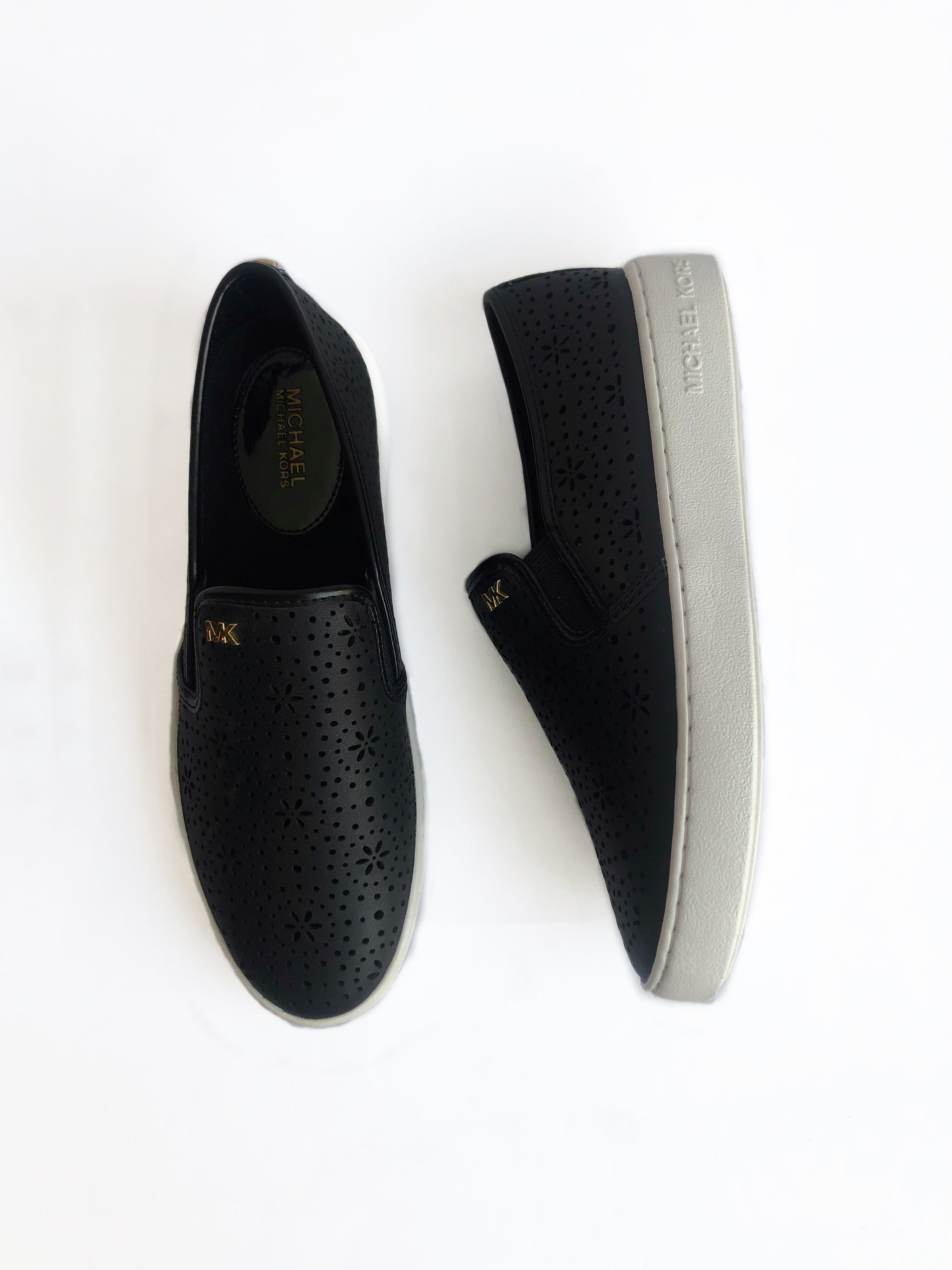MICHAEL KORS - KANE SLIP ON IN BLACK