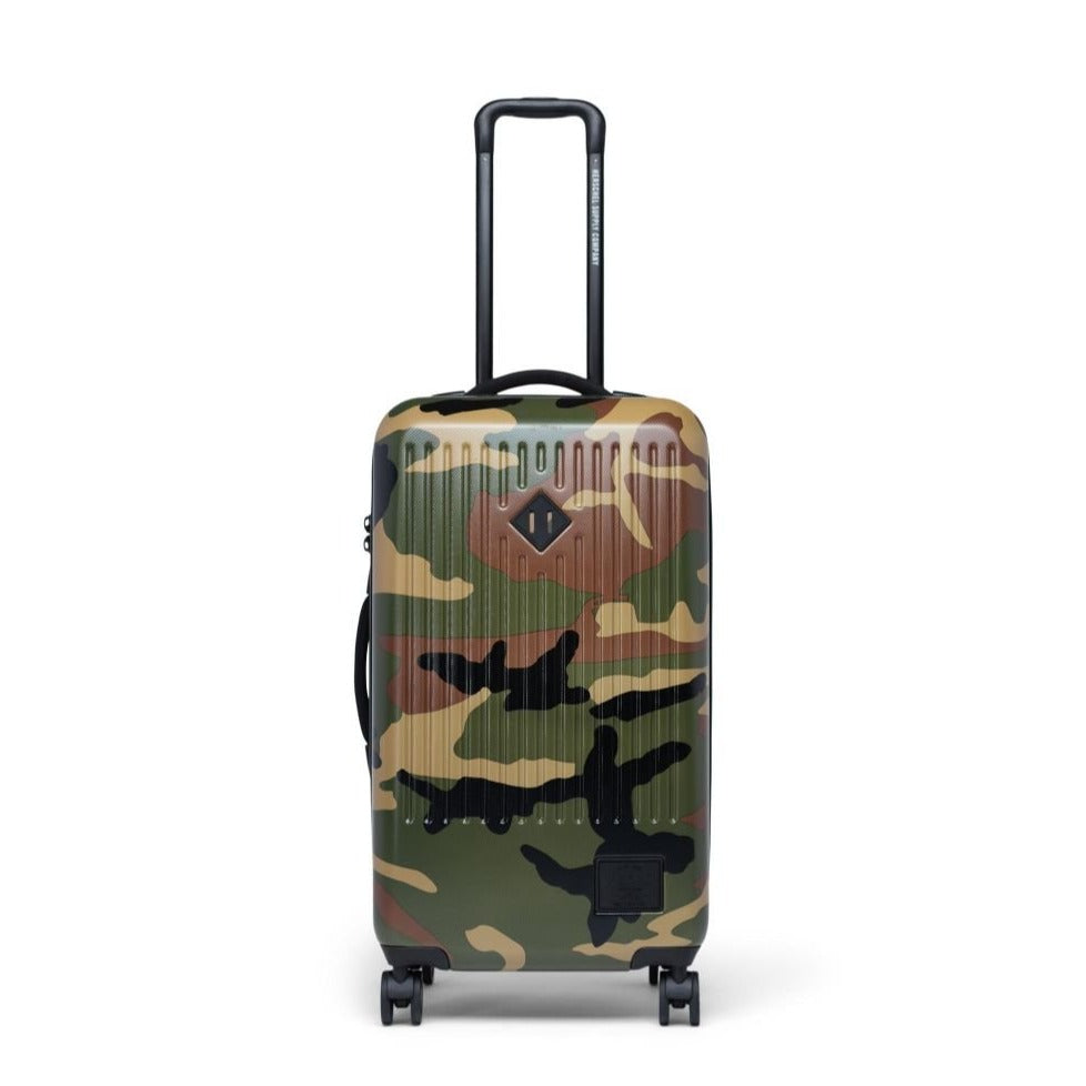 HERSCHEL - TRADE LUGGAGE MEDIUM IN WOODLAND CAMO