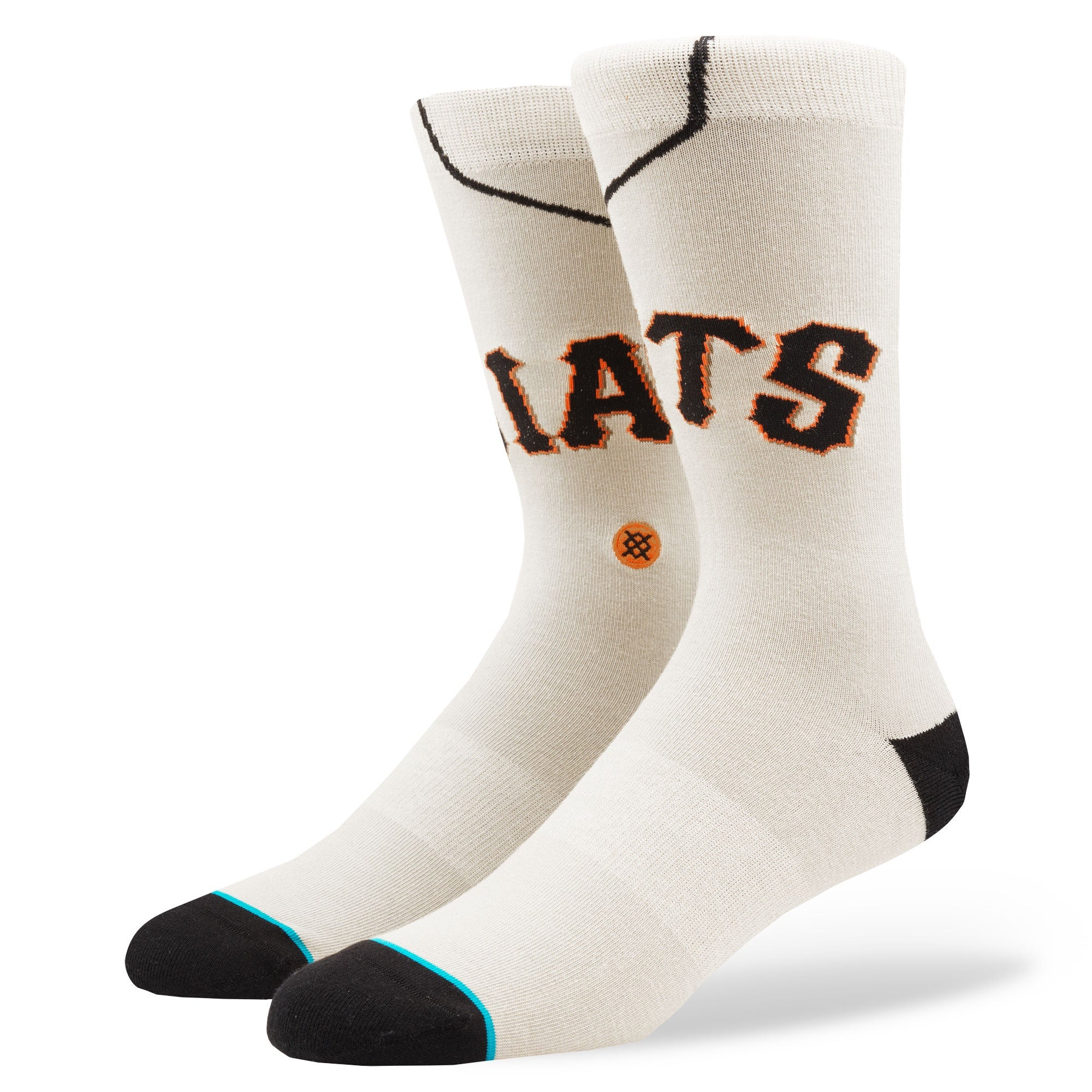 STANCE - MLB GIANTS HOME IN WHITE