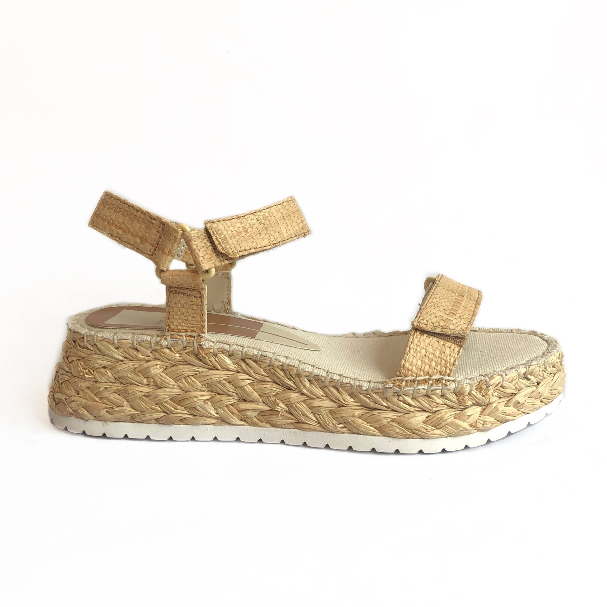 DOLCE VITA - MYRA IN LT. NATURAL RAFFIA