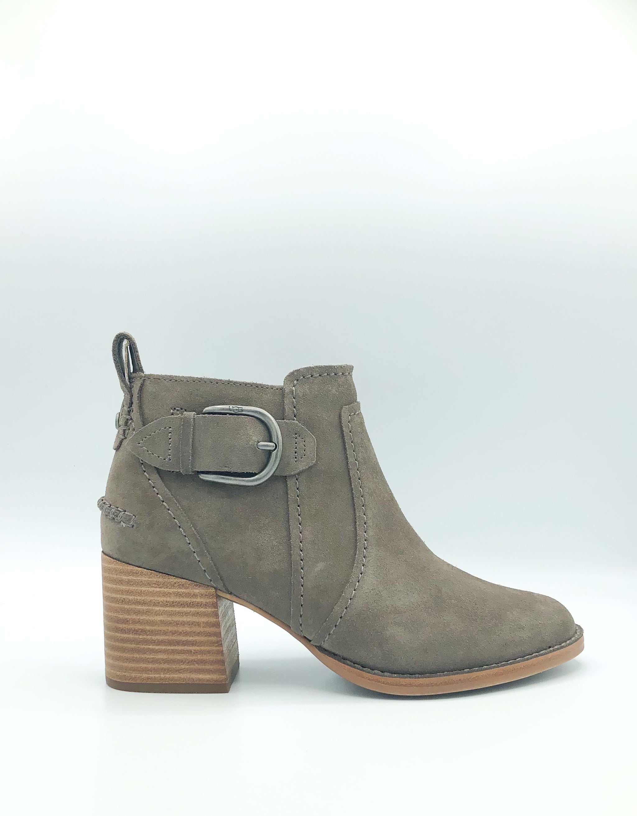 UGG - LEAHY BOOTIE IN MOLE