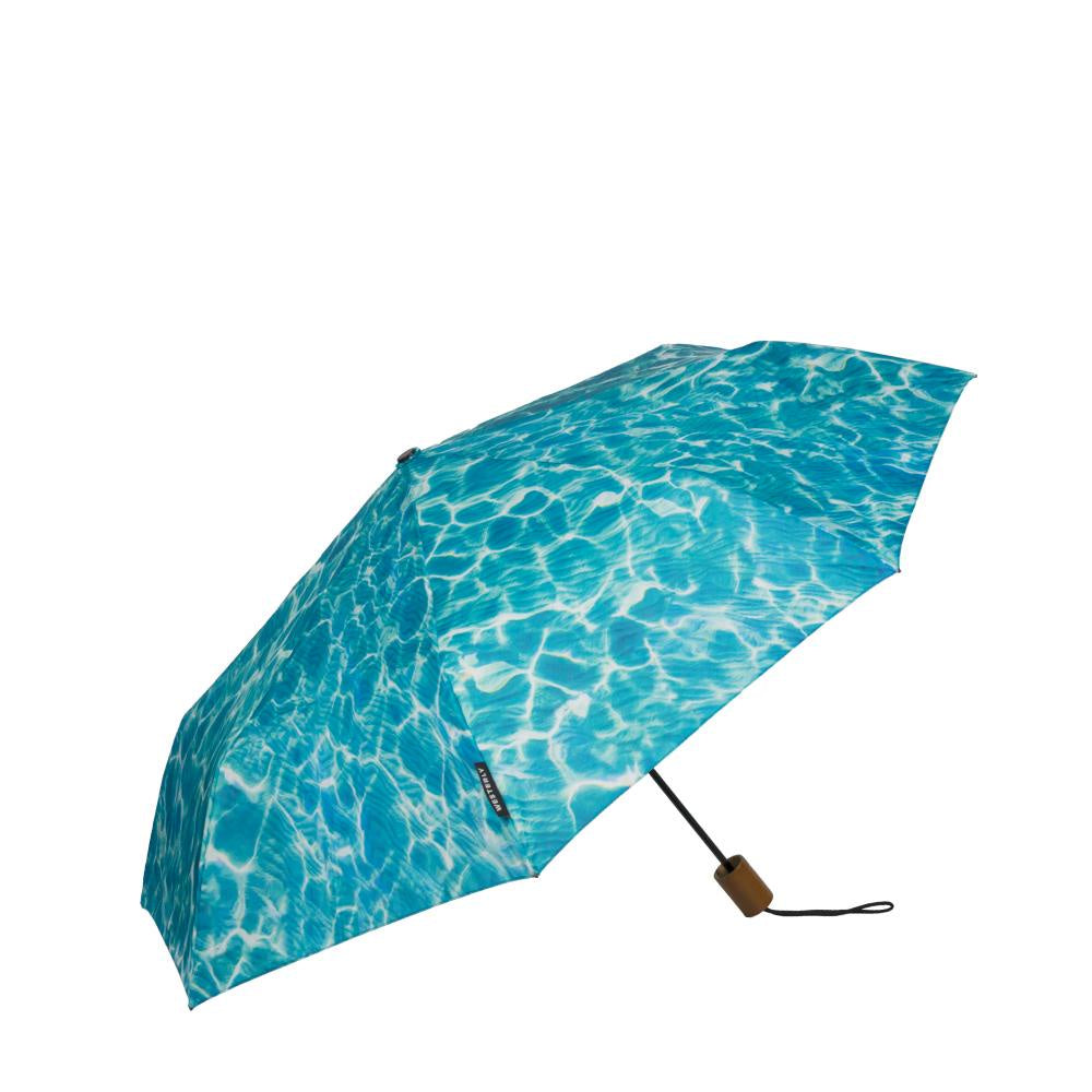 WESTERLY - DRIFTER UMBRELLA IN AQUA