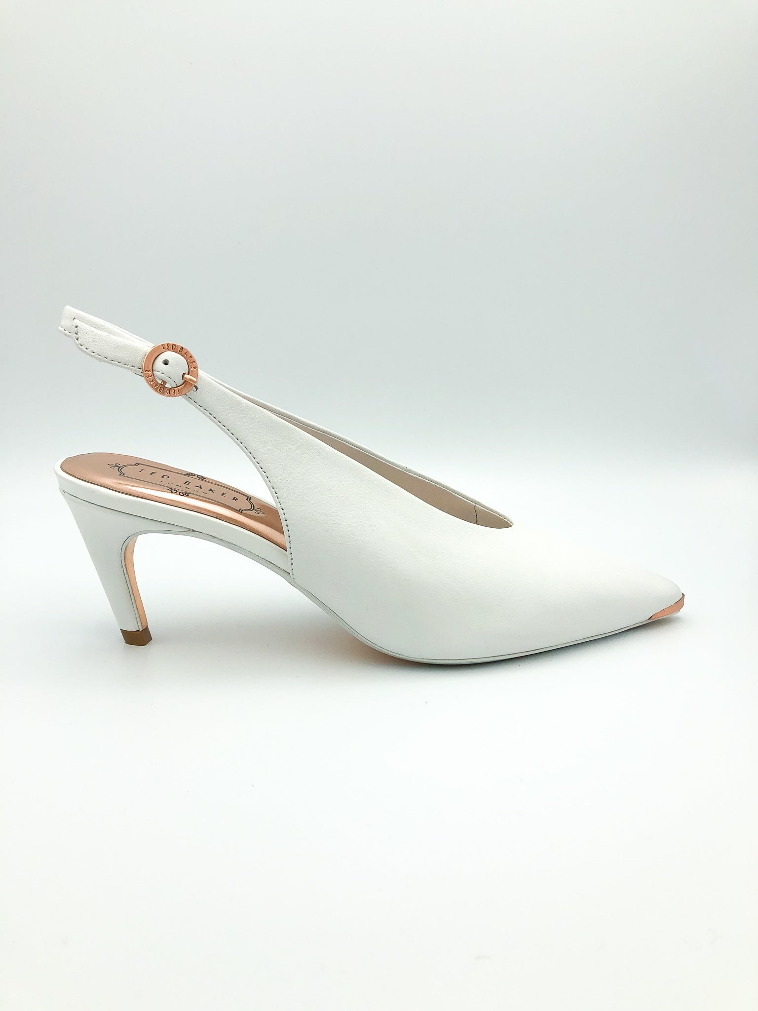 TED BAKER - HULIA IN WHITE