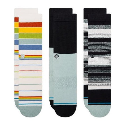 STANCE - BADWATER 3 PACK IN MULTI