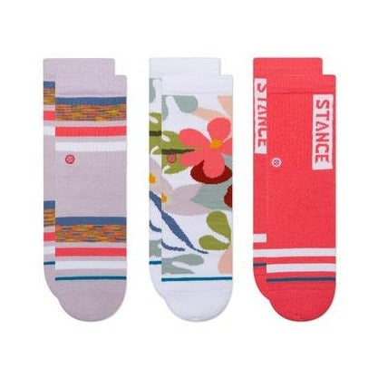 STANCE - ALWAYS SUNNY 3 PACK IN PINK