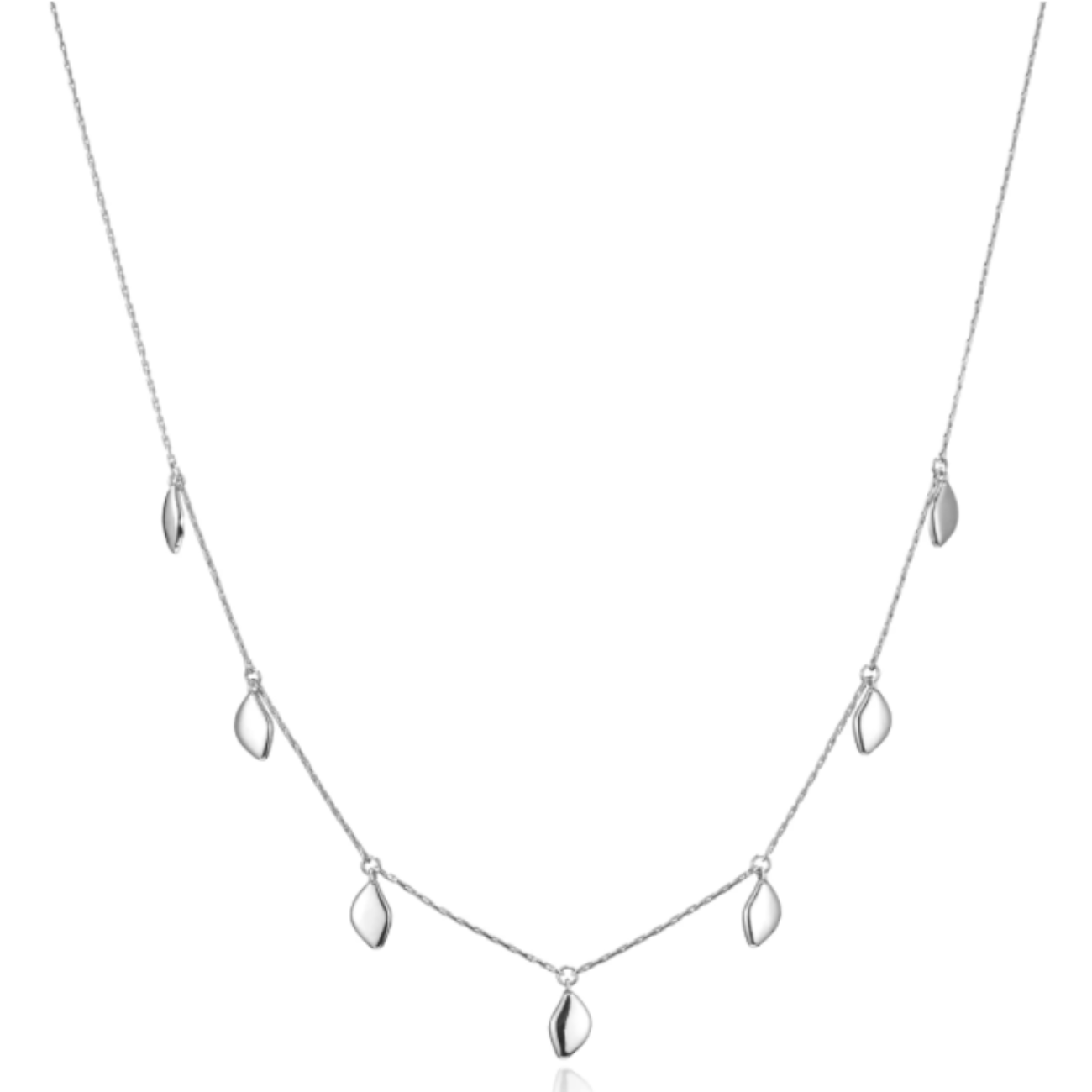 JENNY BIRD - FOLI NECKLACE IN SILVER