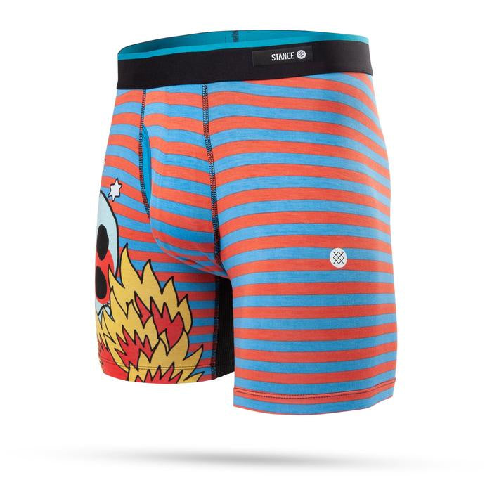 STANCE - MENS CAVOLO SKULL MULTI BOXER BRIEF