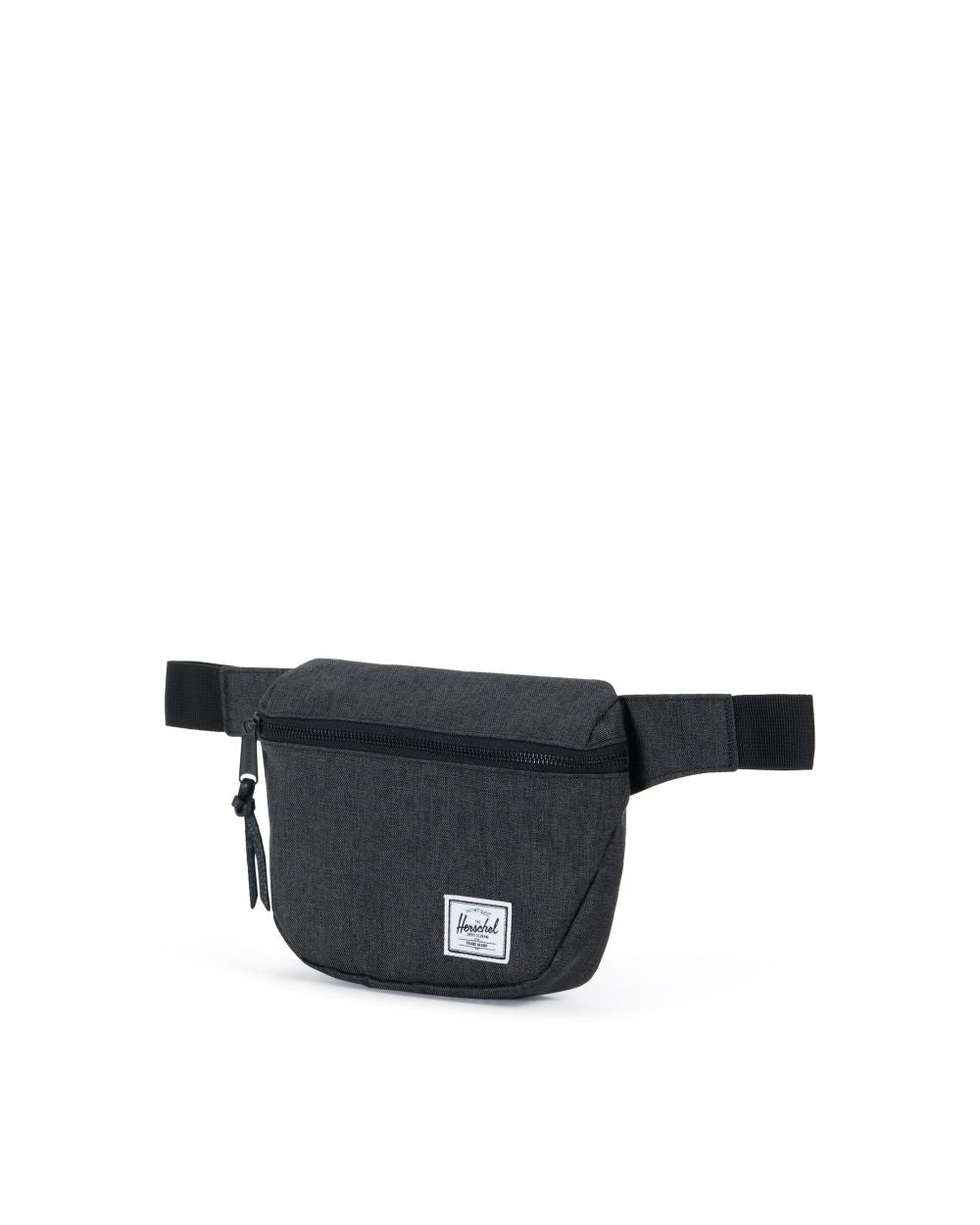 HERSCHEL - FIFTEEN HIP PACK IN BLACK CROSSHATCH