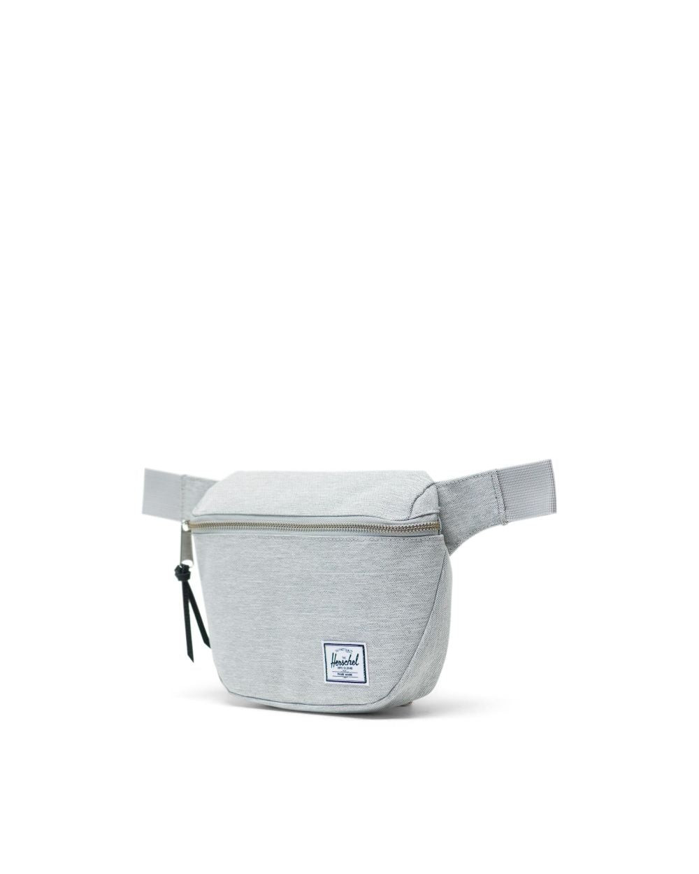HERSCHEL - FIFTEEN HIP PACK IN LIGHT GREY CROSSHATCH