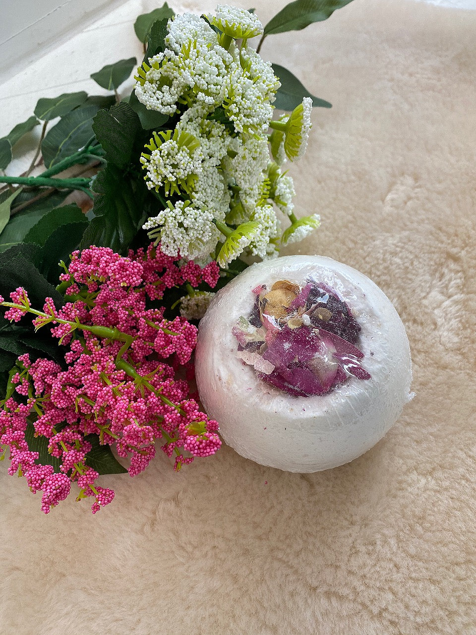 BATHORIUM - BATH BOMB APHRODITE