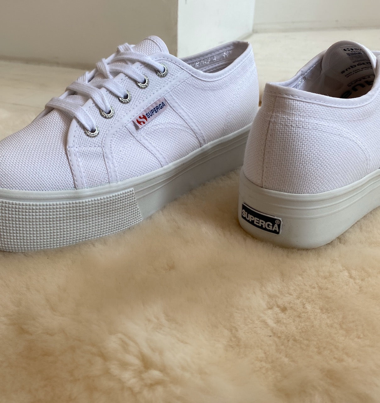 SUPERGA - 2790 IN WHITE