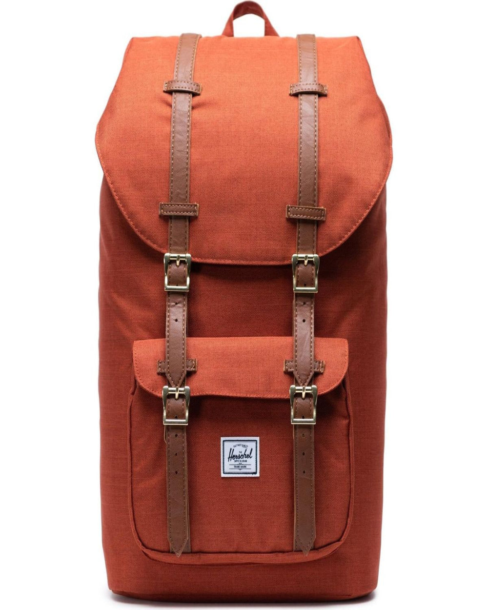 HERSCHEL - LITTLE AMERICA BACKPACK IN PICANTE CROSSHATCH