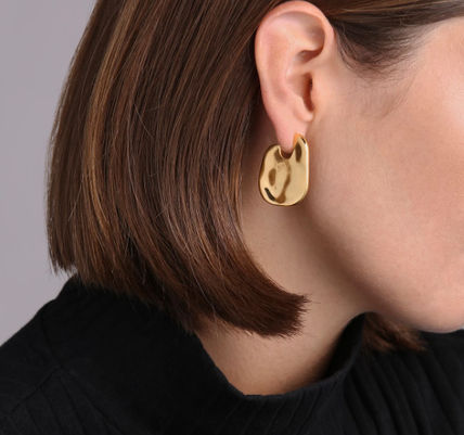 JENNY BIRD - MARGO EARRINGS IN HIGH POLISH GOLD