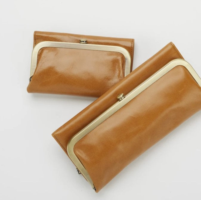 HOBO - RACHEL WALLET IN HONEY