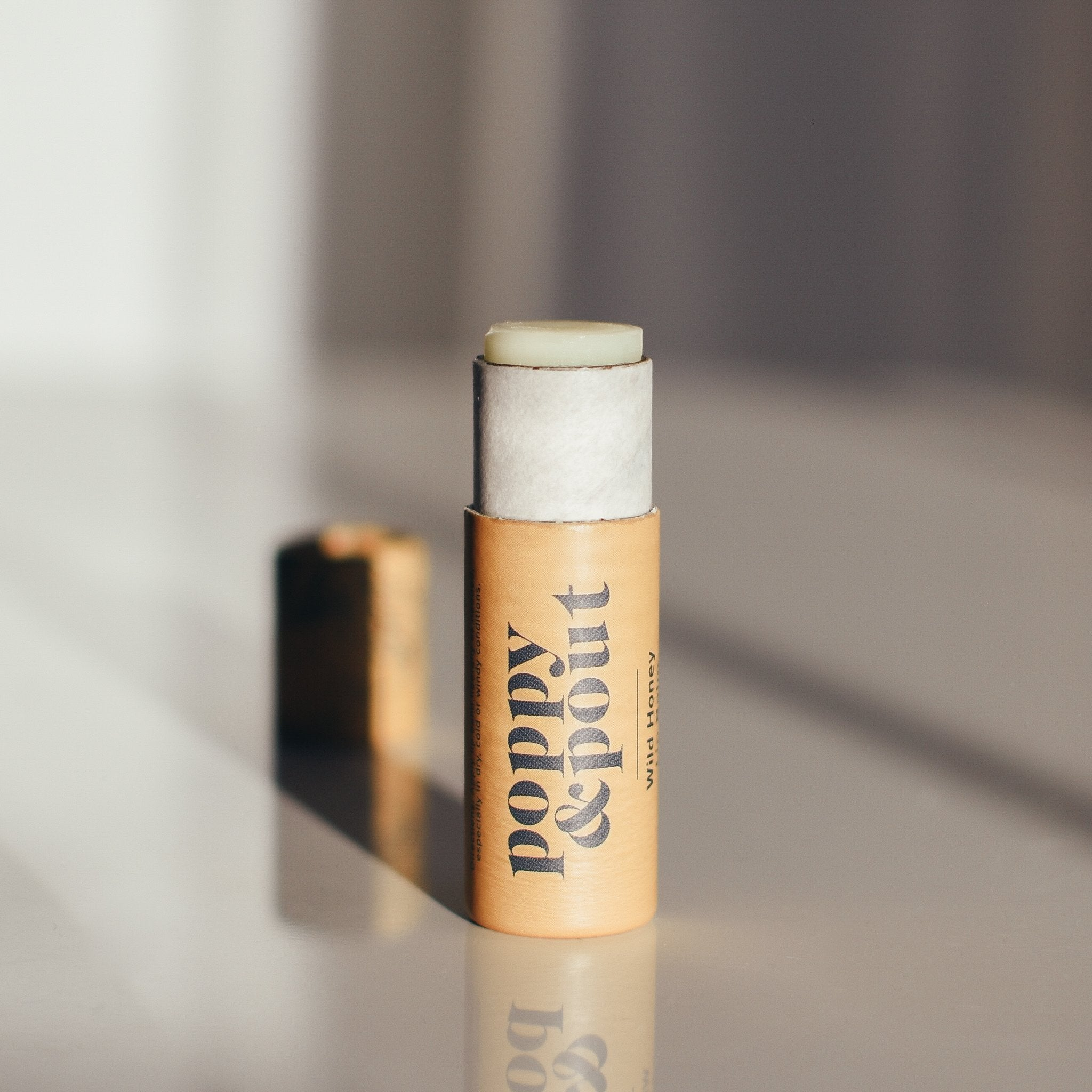 POPPY & POUT - WILD HONEY LIP BALM