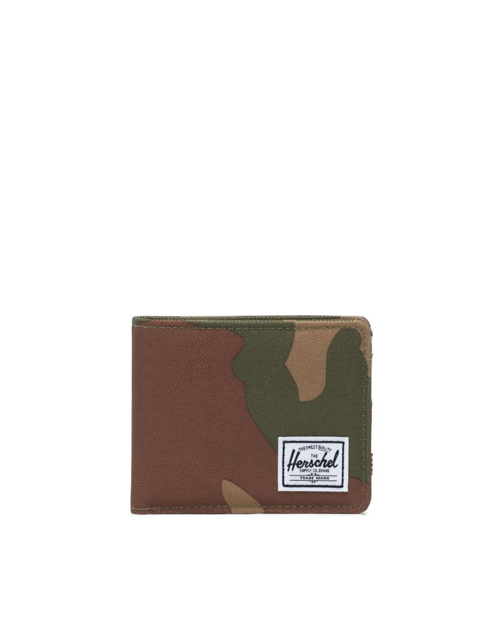 HERSCHEL - ROY WALLET IN WOODLAND CAMO
