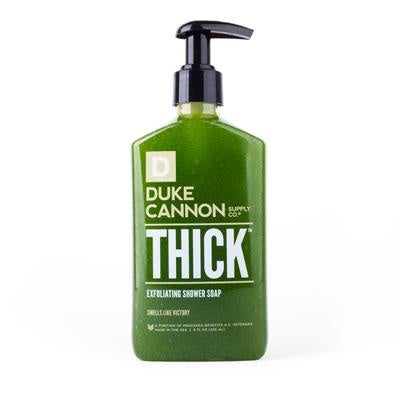 DUKE CANNON - THICK EXFOLIATING SHOWER SOAP IN VICTORY