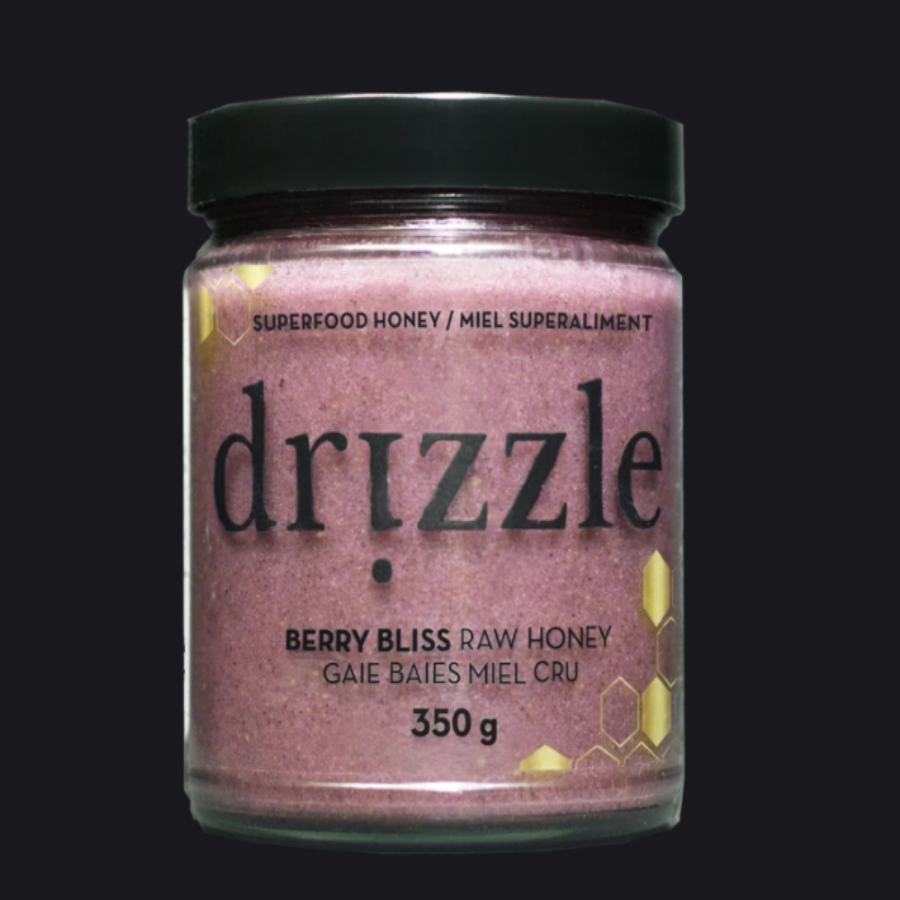 DRIZZLE - BERRY BLISS SUPERFOOD HONEY