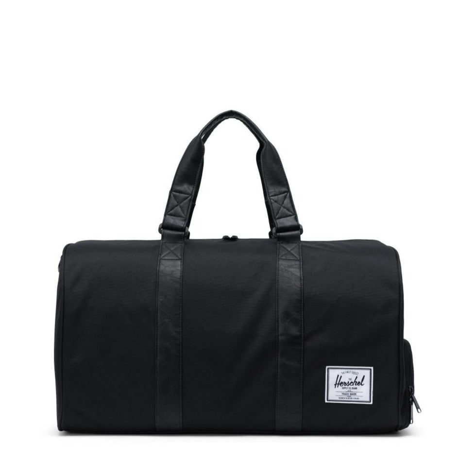 HERSCHEL - NOVEL DUFFLE IN BLACK/BLACK