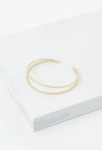 LOVER'S TEMPO - MAZI BANGLE IN GOLD