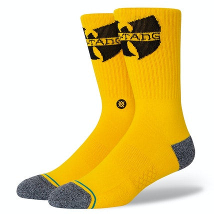 STANCE - THE WU IN YELLOW