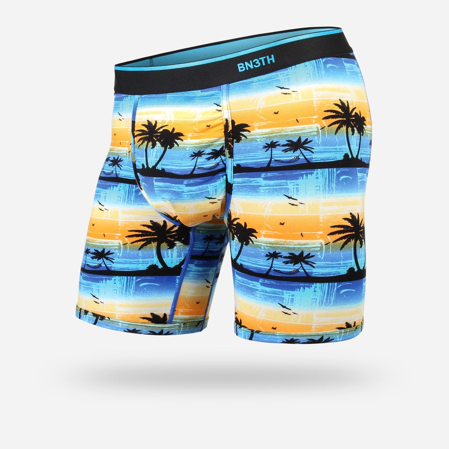 BN3TH - CLASSIC BOXER BRIEF PRINT IN HORIZON PLAYA