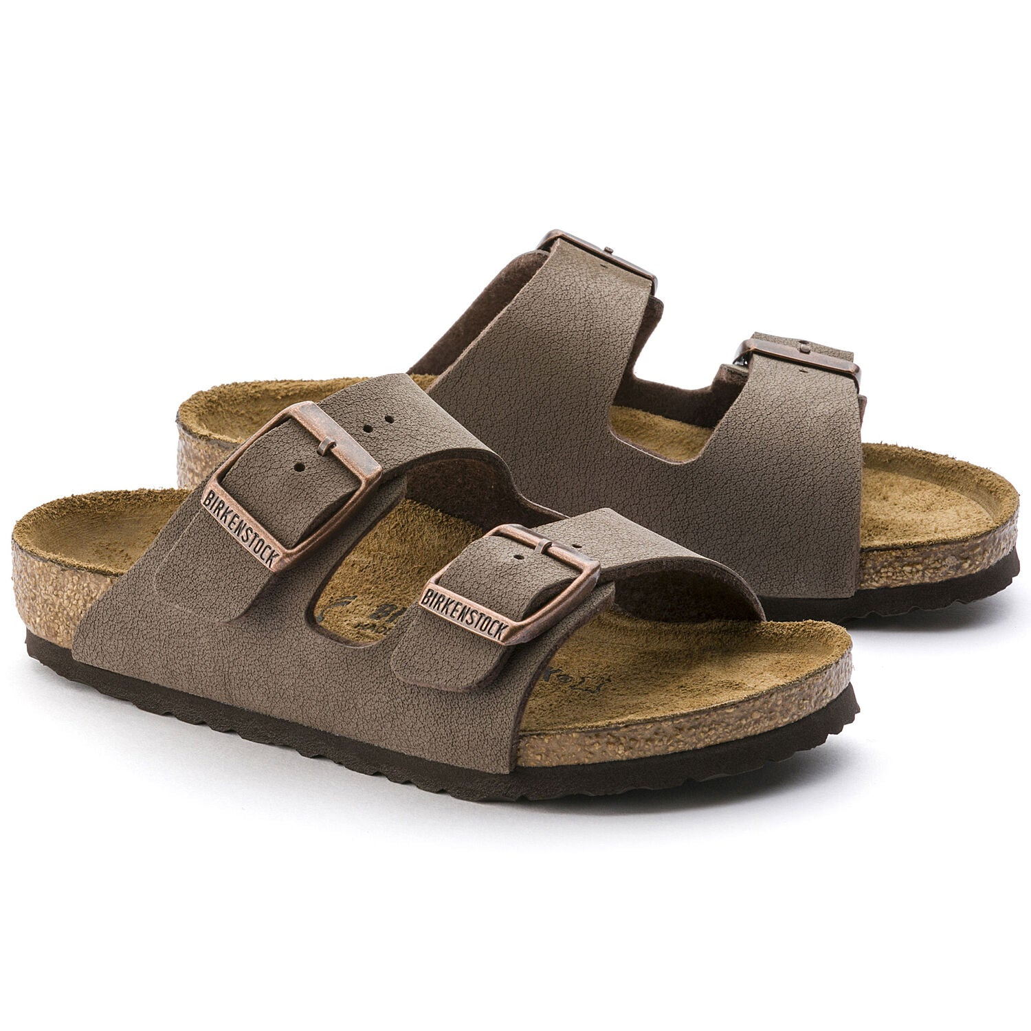 BIRKENSTOCK - ARIZONA KIDS IN MOCHA