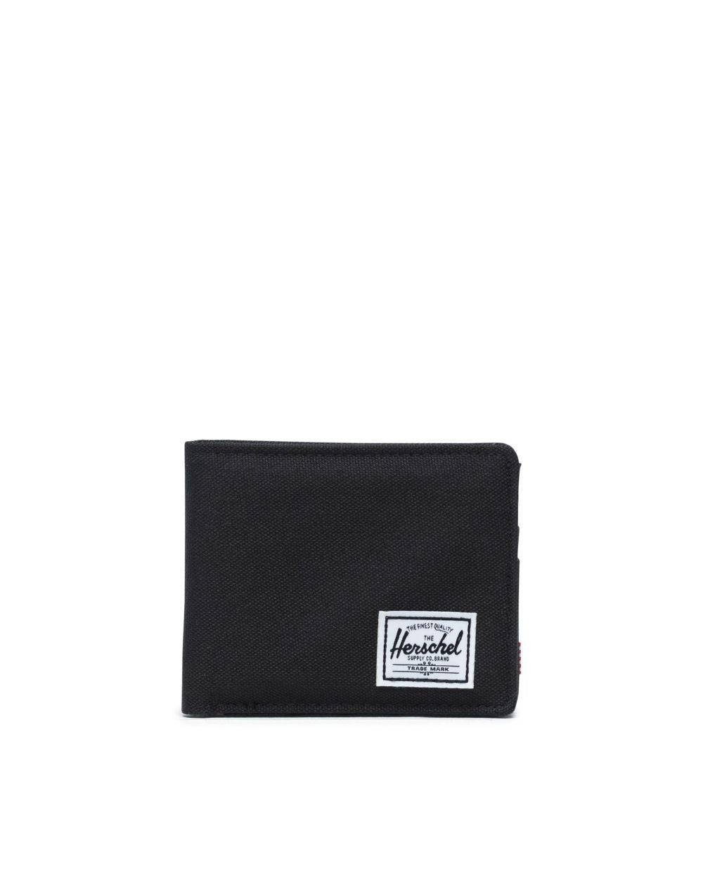 HERSCHEL - ROY WALLET IN BLACK OLD