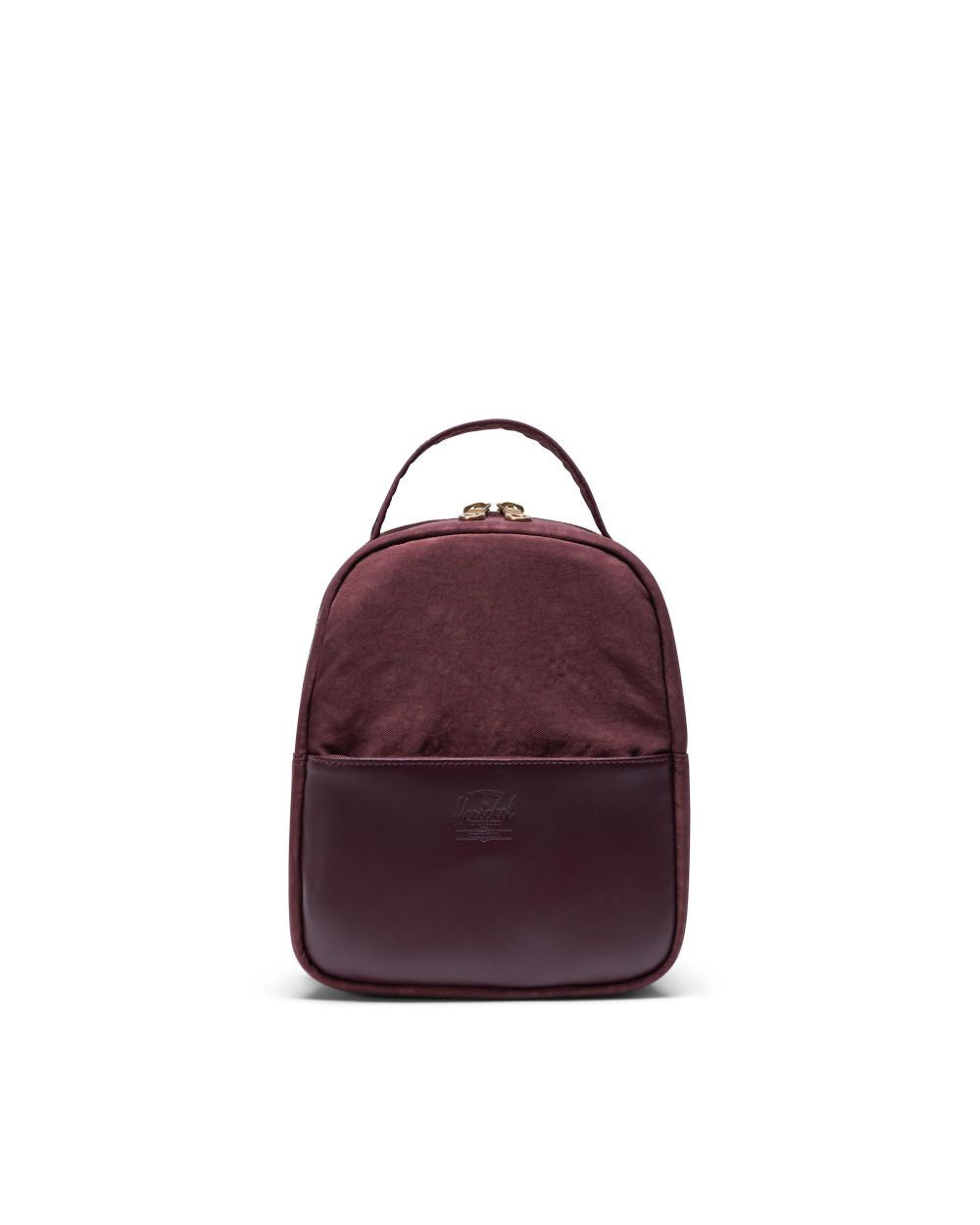 HERSCHEL - ORION BACKPACK MINI IN DEEP BURGENDY