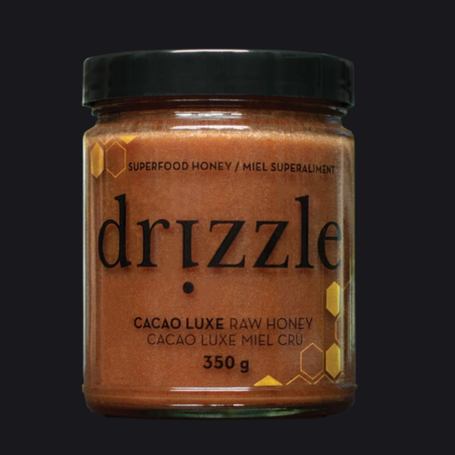 DRIZZLE - CACAO LUXE SUPERFOOD HONEY