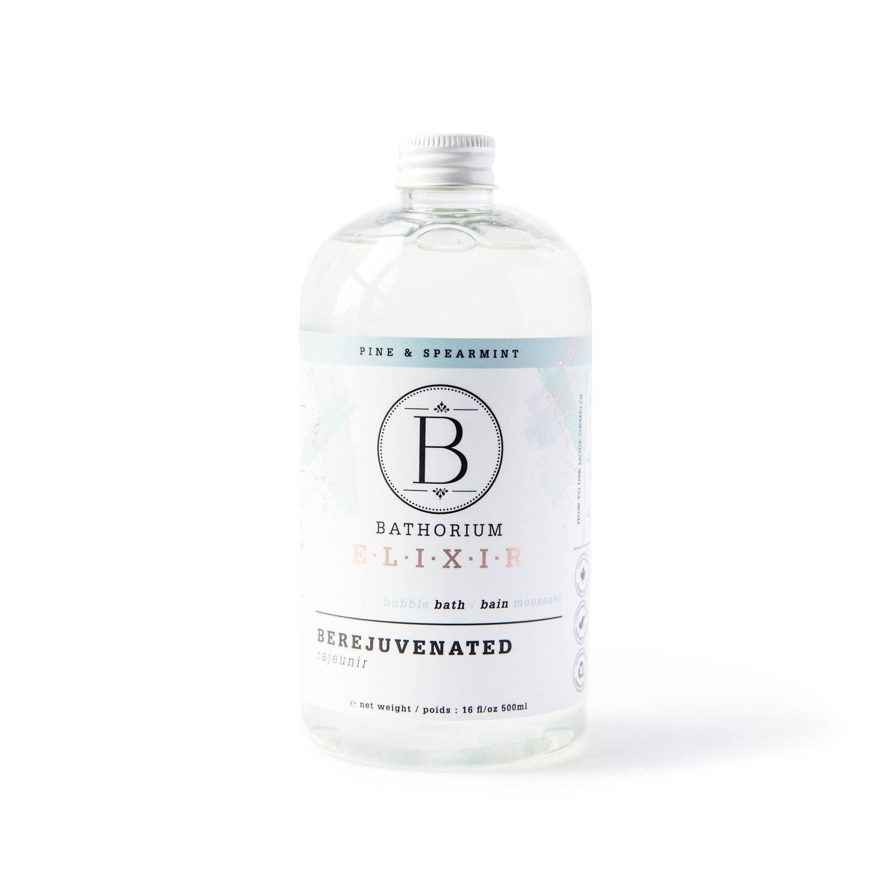 BATHORIUM - BEREJUVENATED BUBBLE ELIXIR 500ML