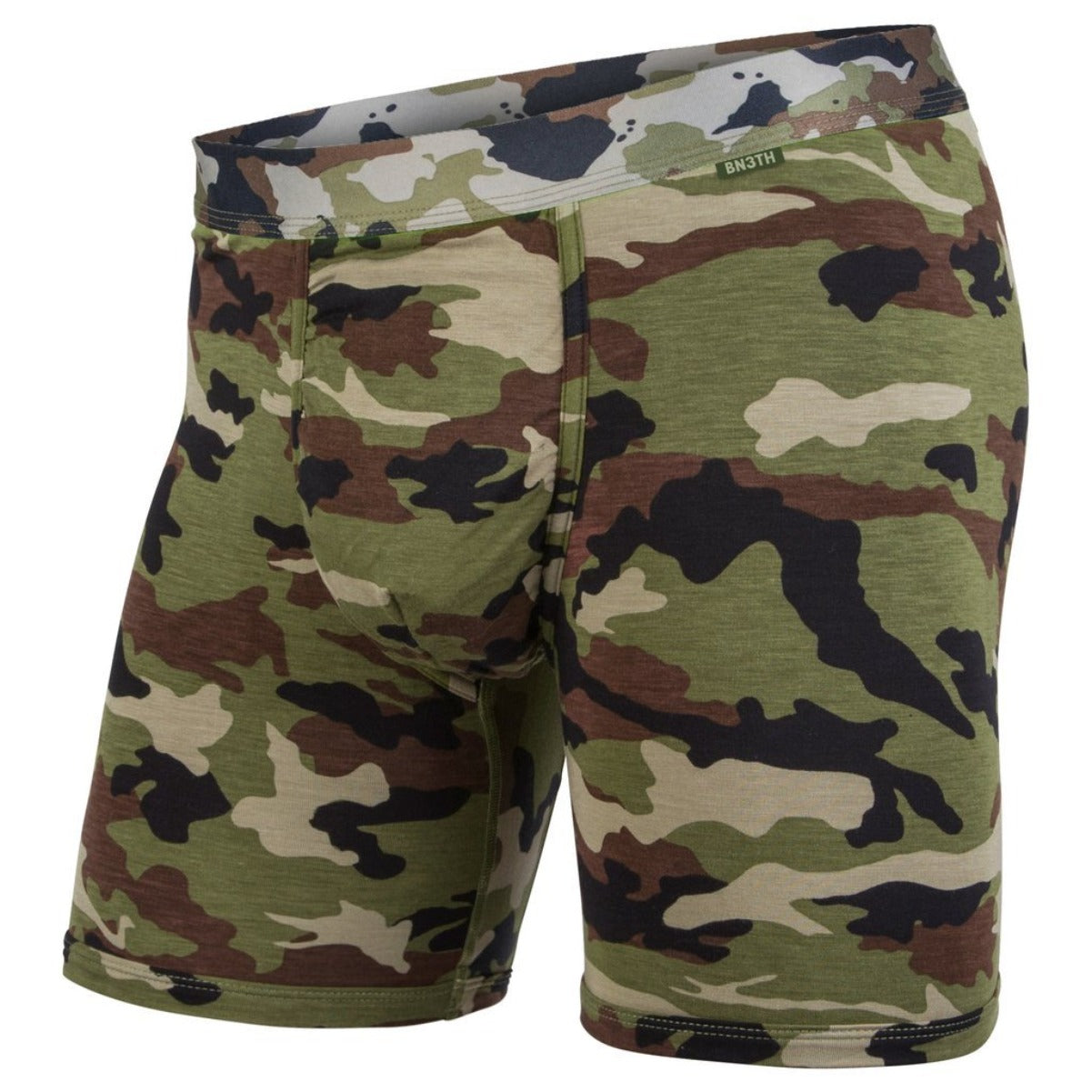 BN3TH - CLASSIC BOXER BRIEF IN CAMO