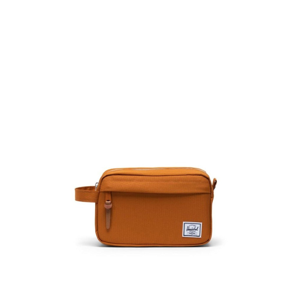 HERSCHEL - CHAPTER TRAVEL KIT CARRY ON IN PUMPKIN SPICE