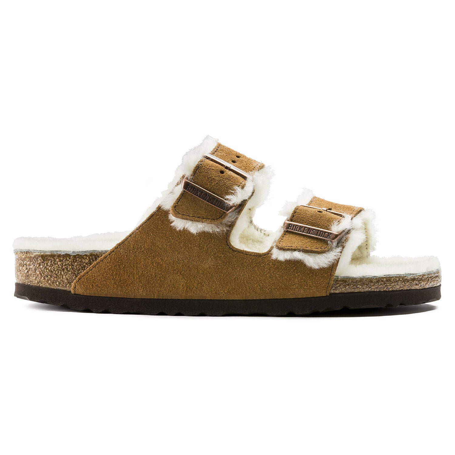 BIRKENSTOCK - ARIZONA SHEARLING IN MINK