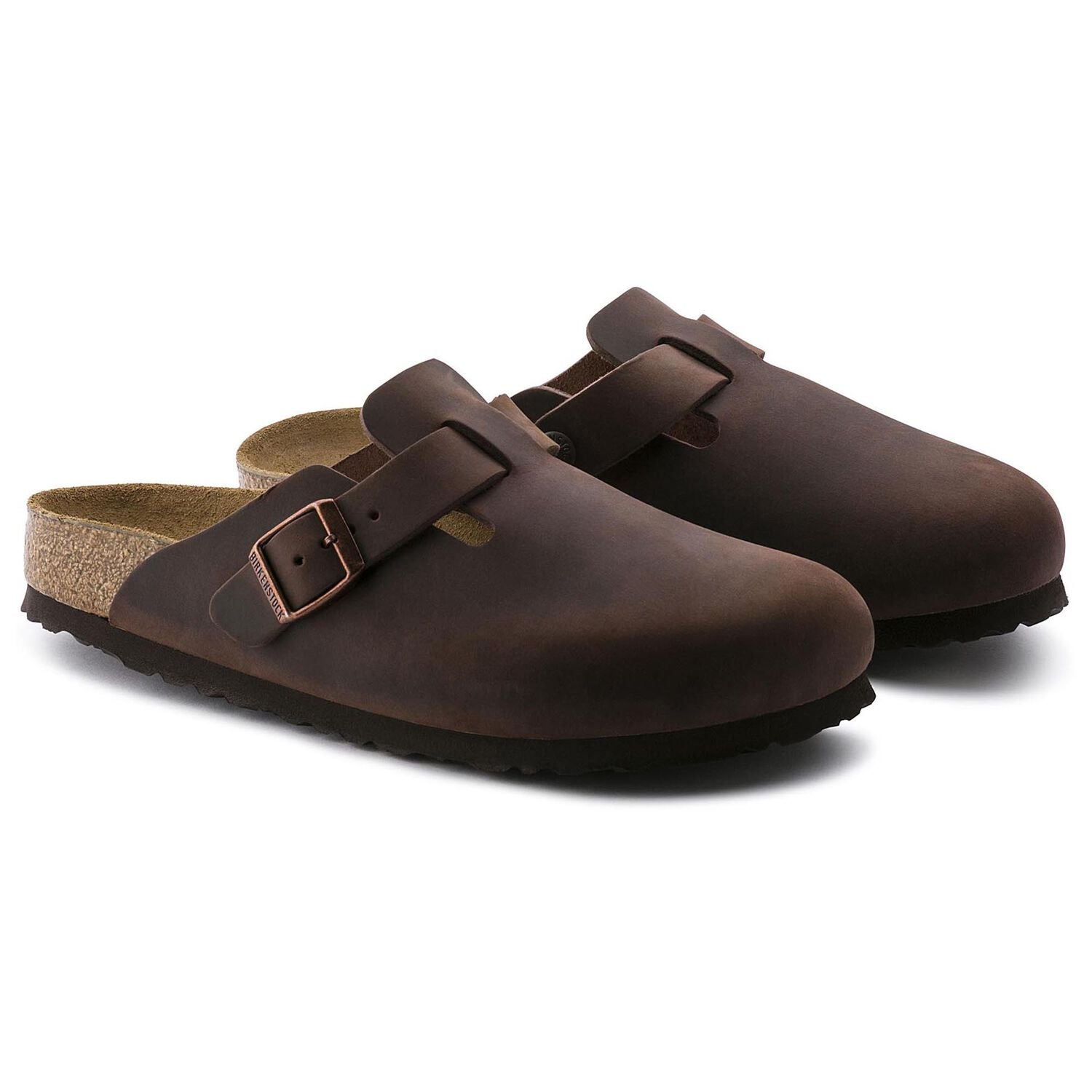BIRKENSTOCK - BOSTON IN OILED HABANA