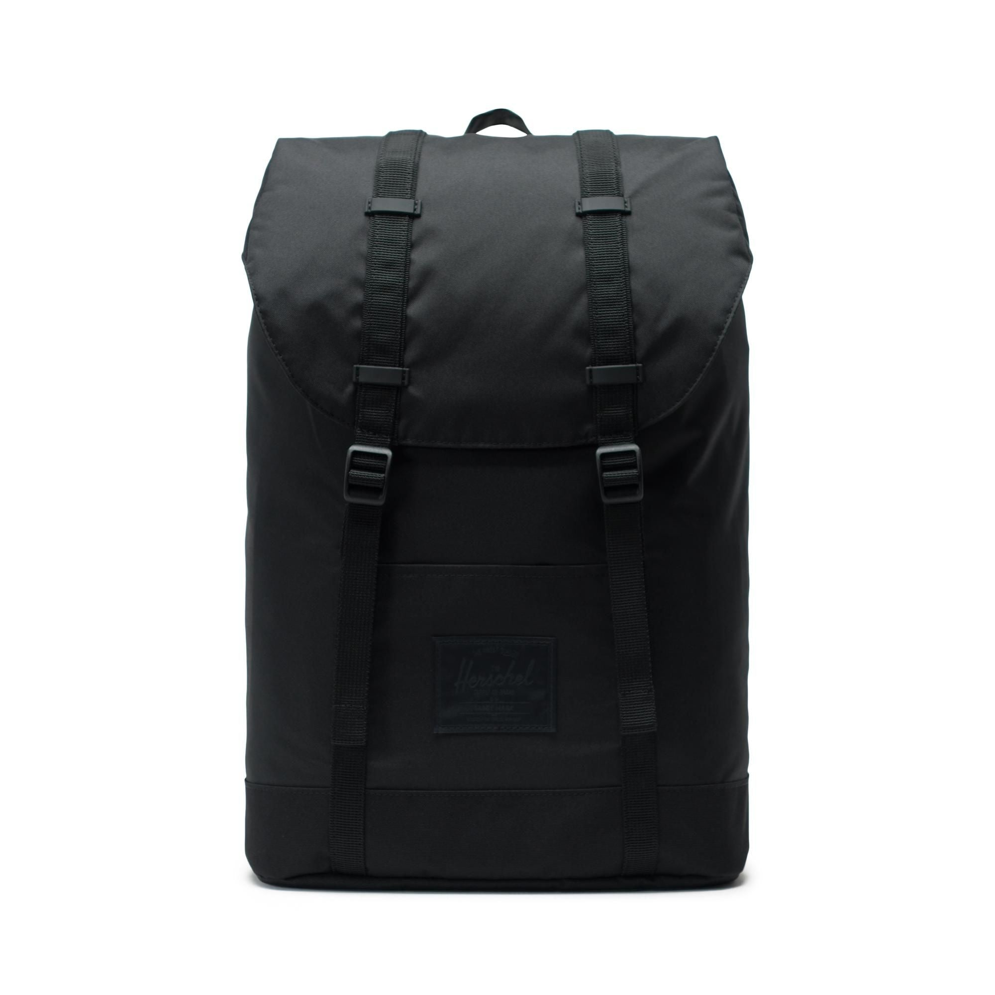 HERSCHEL - RETREAT LT BACKPACK IN BLACK