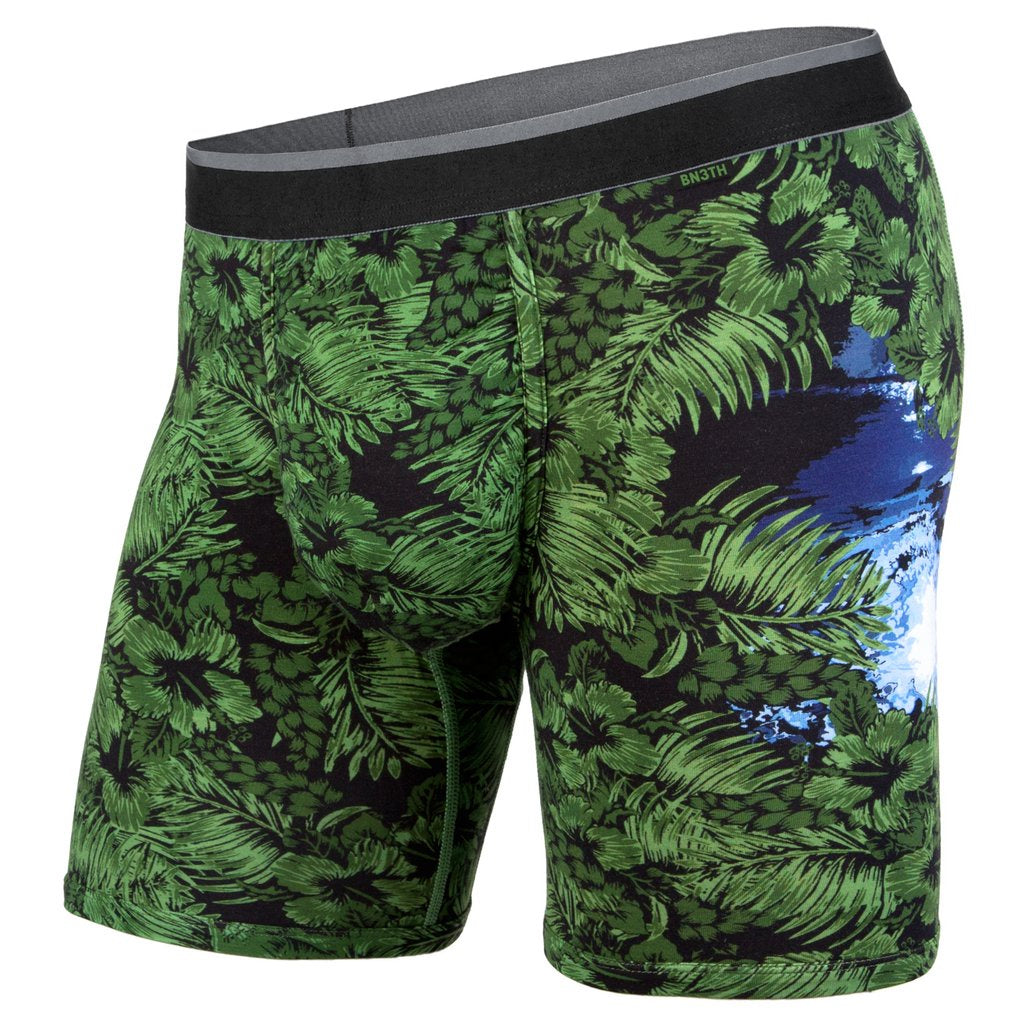 BN3TH - CLASSICS BOXER BRIEF IN SURF CHECK
