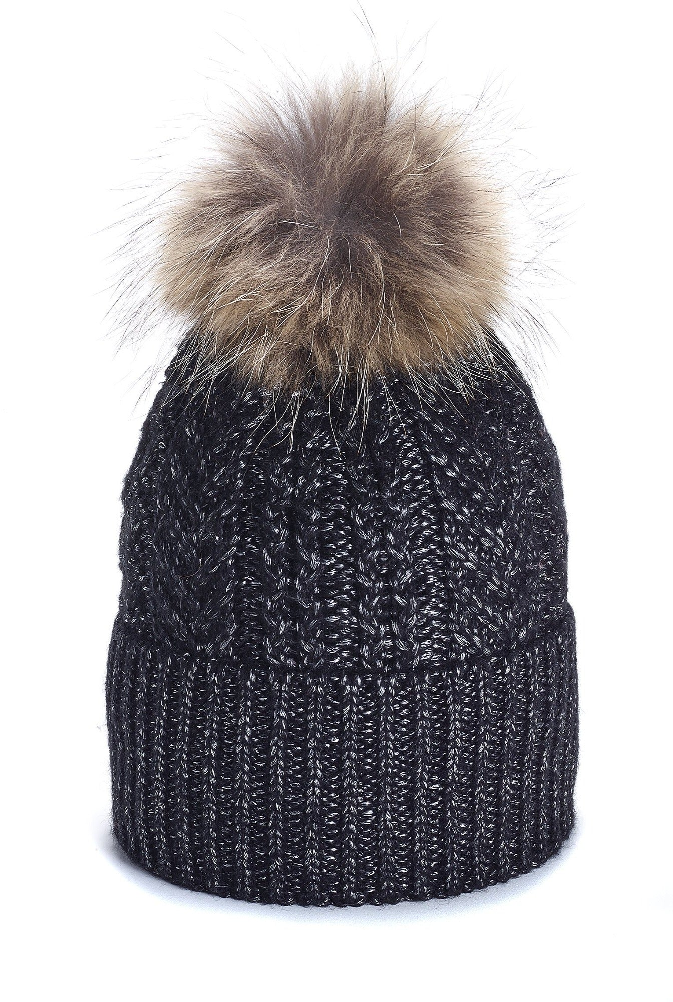 BRUME - MOUNT VALIN HAT IN BLACK