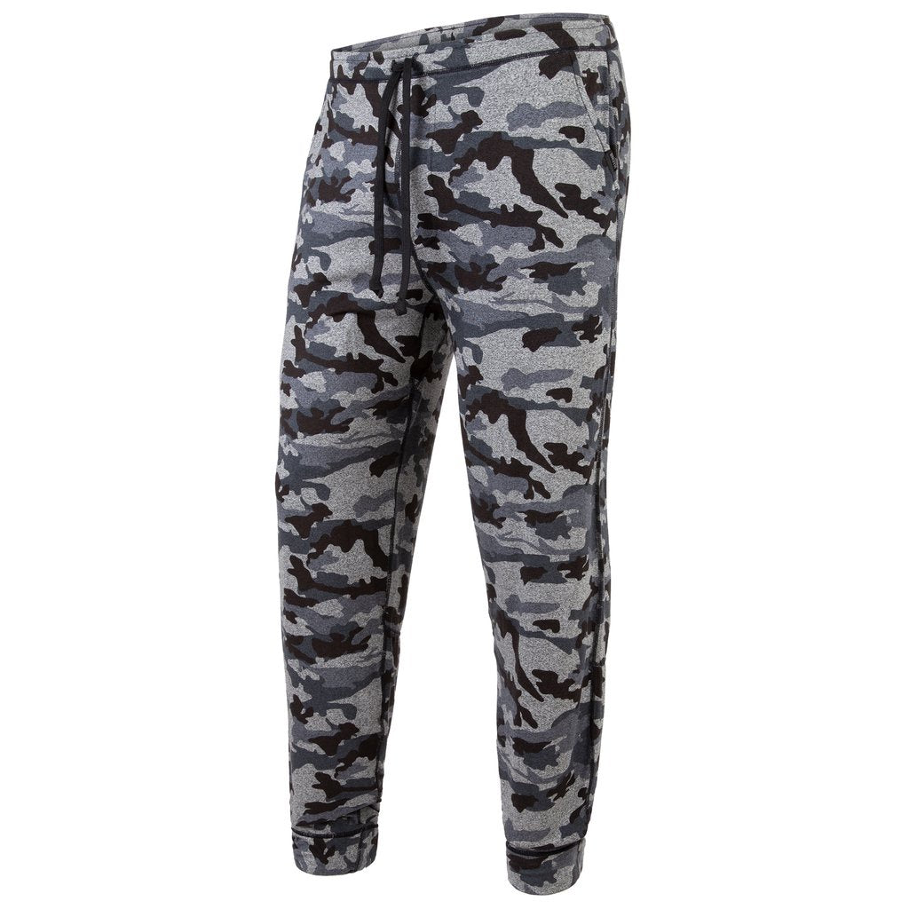 BN3TH - SLEEPWEAR LONG IN HEATHER CAMO BLACK