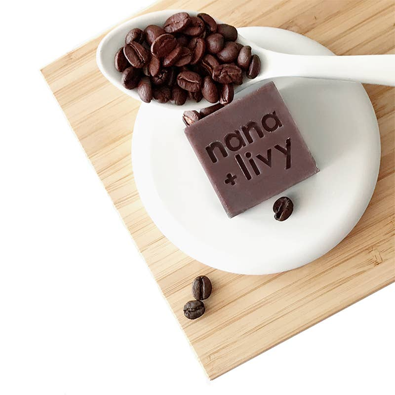 NANA + LIVY - NO 1 COFFEE SOAP BLOCK