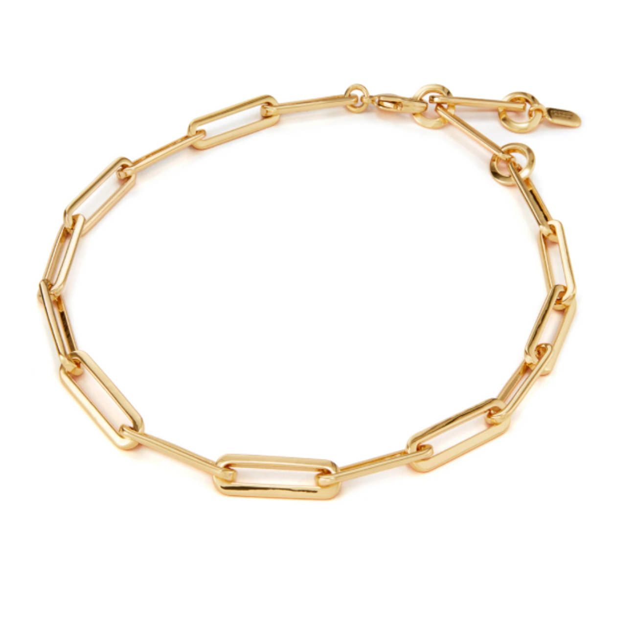 JENNY BIRD - STEVIE CHAIN NECKLACE IN GOLD