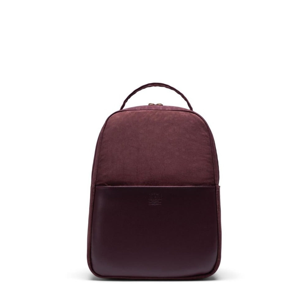 HERSCHEL - ORION BACKPACK MID-VOLUME IN DEEP BURGENDY