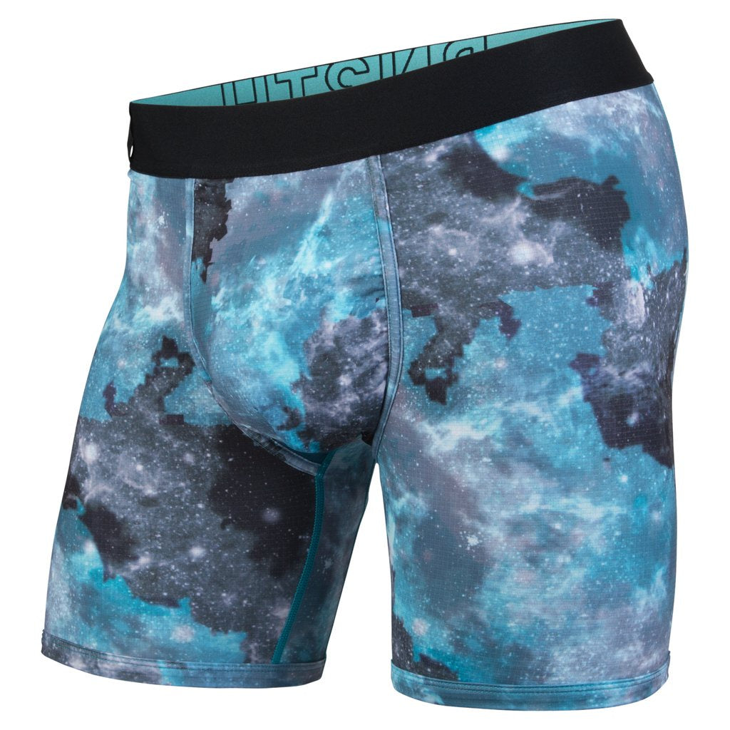 BN3TH - ENTOURAGE BOXER BRIEF IN COSMOS TEAL