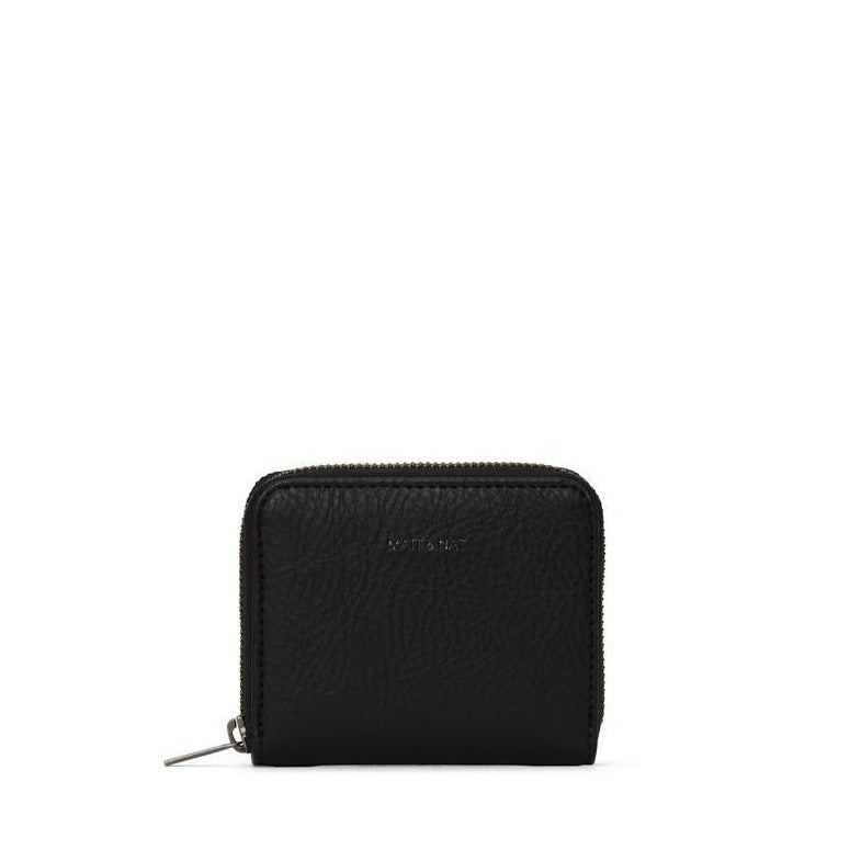 MATT & NAT - RUE WALLET IN BLACK